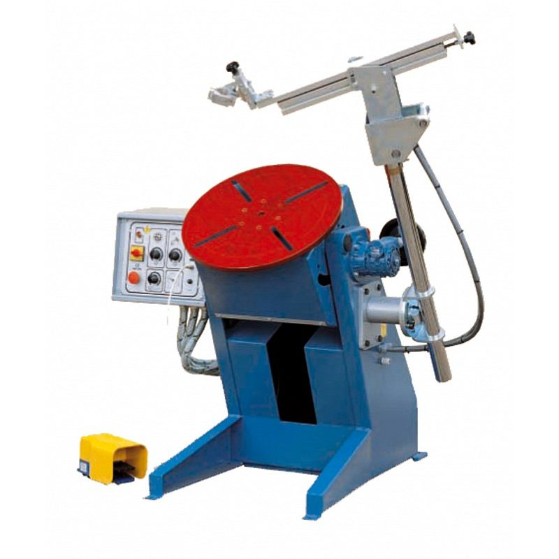 WELDING POSITIONERS AND AUTOMATIONS
