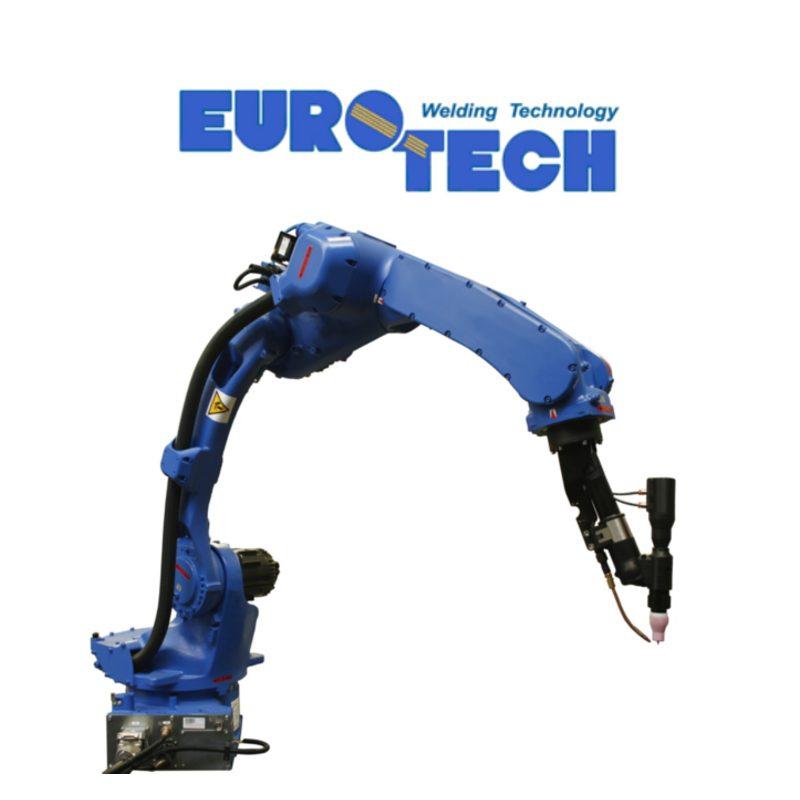TORCE TIG ROBOT - EUROTECH