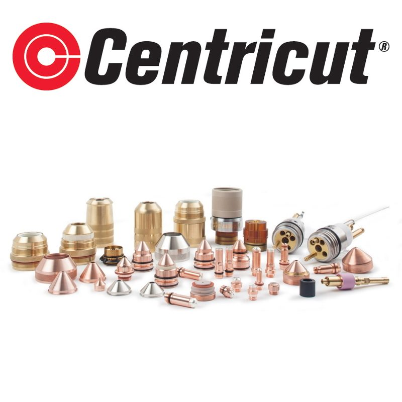 Centricut laser and plasma spare parts