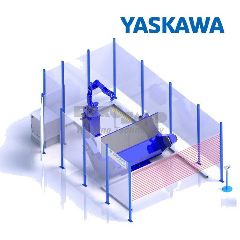 Isole robotizzate di saldatura YASKAWA