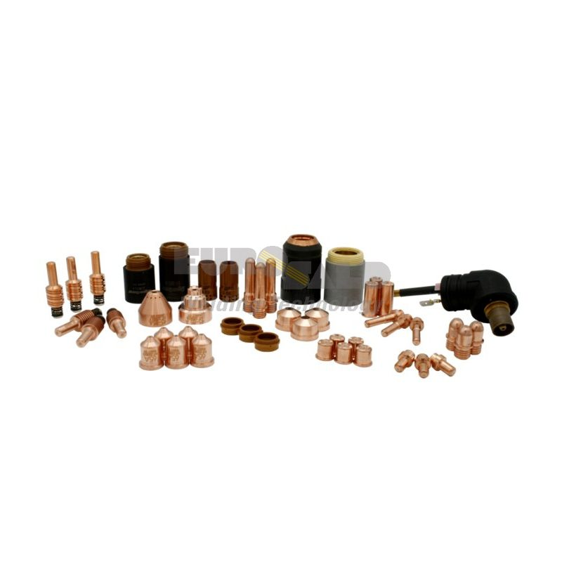 Various torches and spare parts